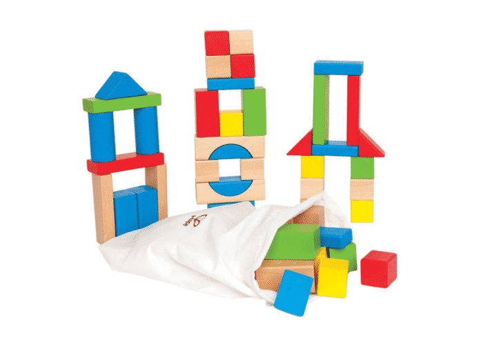 Wooden Mapple Blocks