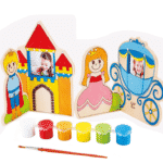 Wooden Picture Frame Fairytale