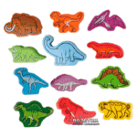 Wooden Dinosaurs