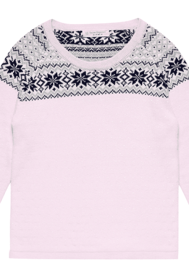 Girls Pullover Zsa Zsa Pink