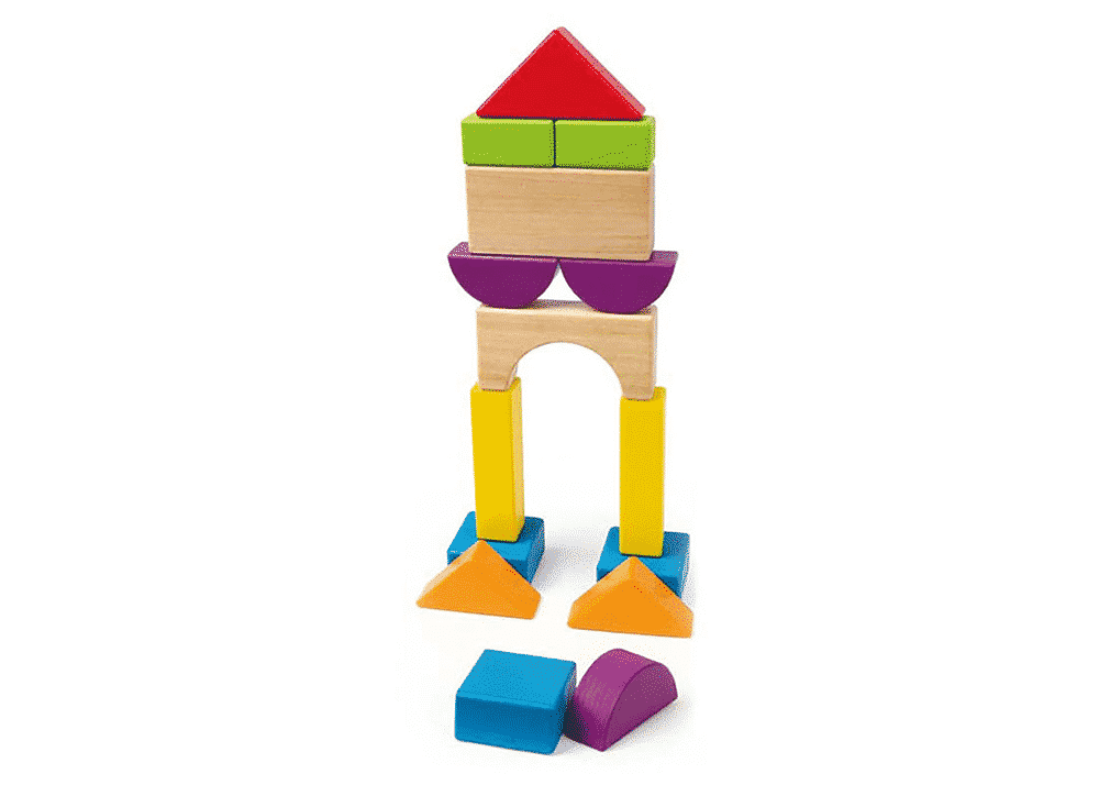 Wooden Blocks City Planners