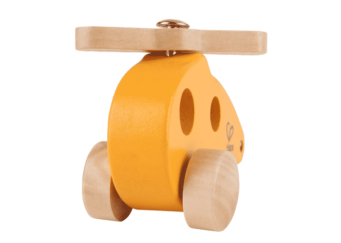 Wooden Toy - Copter