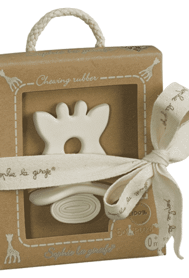 Organic Sophie la Girafe Natural Soother