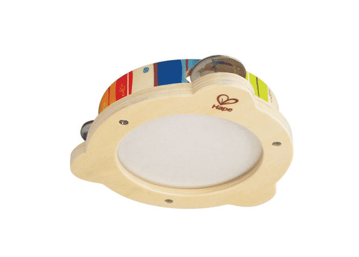 Wooden Toy Tambourin