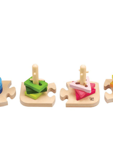 Wooden Stuck Puzzle