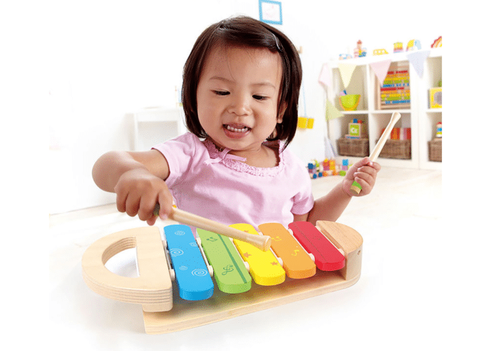 Wooden Toy Xylophon