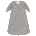 Organic Baby Sleeping Bag Grey