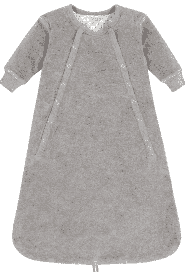 Organic Baby Sleeping Bag Agung Grey