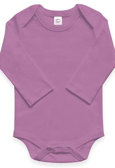 Basic Bodysuit long sleeve Petunia