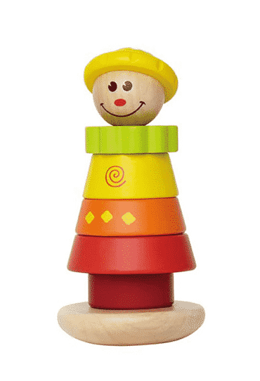 Wooden Toy Stucking Jill