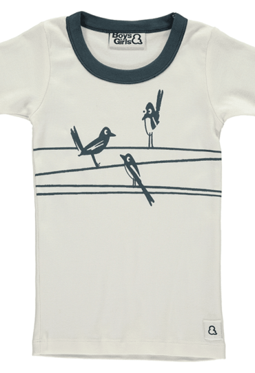 1. Birds-On-The-Wires-Tee