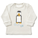 Retro Penguin T-Shirt