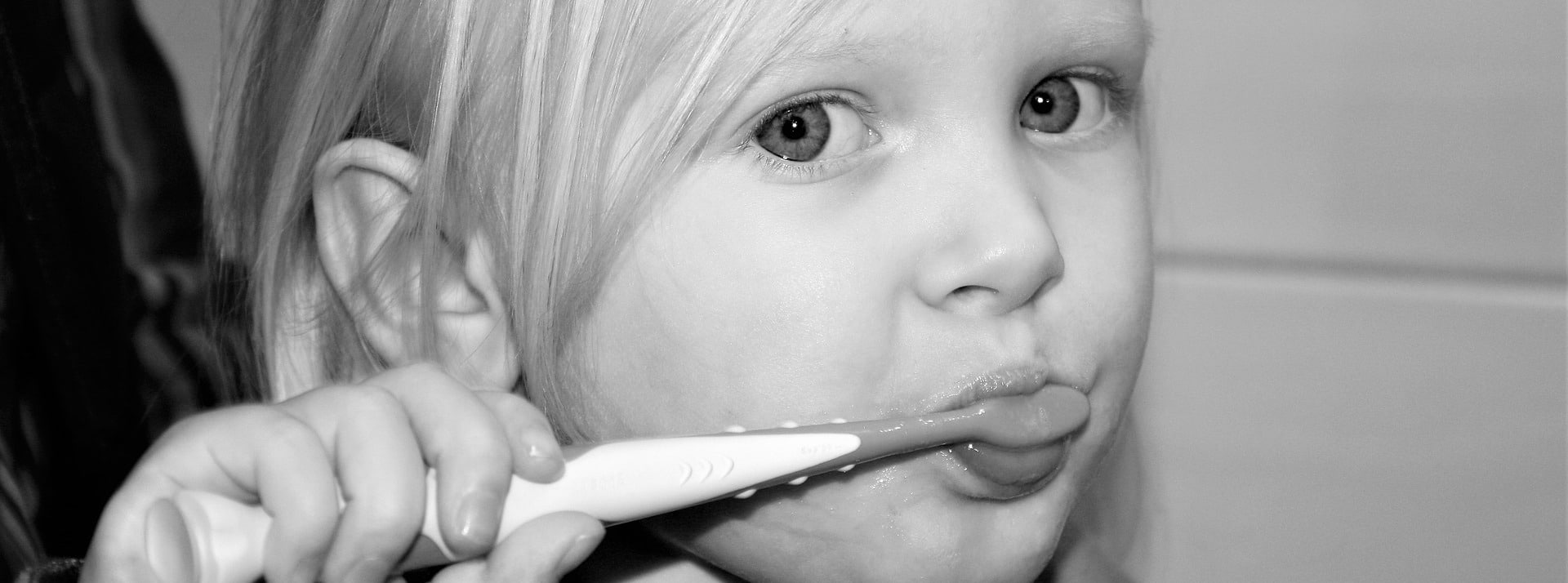 How your children will brush their teeth